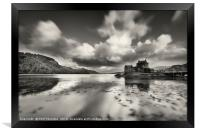 Sunrise over Loch Alsh No.2, Framed Print
