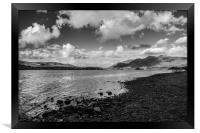 Derwent Water , Framed Print