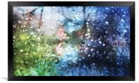 Rain Thoughts, Framed Print