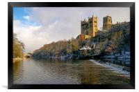 Durham Cathedral, Framed Print