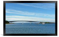Over the sea to Skye, Framed Print