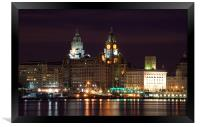 The Three Graces, Framed Print