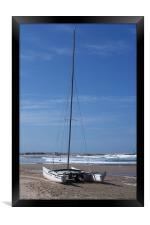 Catamaran, Framed Print