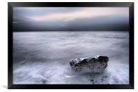 Criel Sur Mer, Framed Print