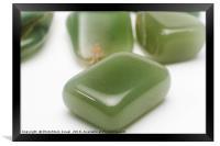 Jade, Framed Print