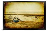 Stoney Creek, Framed Print