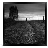 Fischbachtal, Framed Print