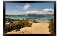 Isle of Skye from Arisaig, Framed Print