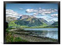 Ben Nevis, Scotland, Framed Print