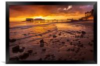 Cromer Pier, Framed Print