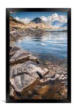 Wastwater, Framed Print