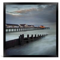 Southwold Pier, Framed Print