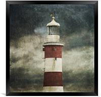 Lighthouse, Framed Print
