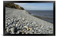 """Sherringham """"Beach"""", Framed Print"""