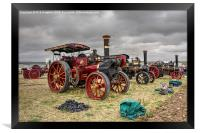 Dorset Engines , Framed Print