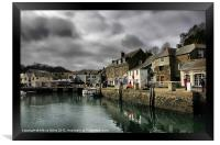 Padstow Cornwall, Framed Print