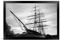 Cutty Sark, Framed Print
