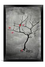 Natures Song, Framed Print
