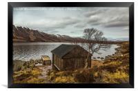 Loch Muick, Framed Print