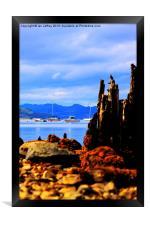 Loch Fyne, Framed Print