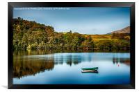 Loch Awe Reflections, Framed Print
