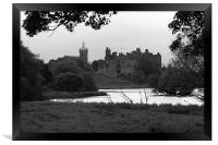 Linlithgow Palace, Framed Print