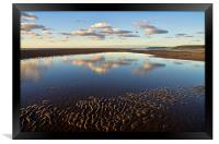 Saunton Sands Devon, Framed Print