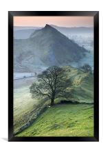 Parkhouse Hill, Framed Print