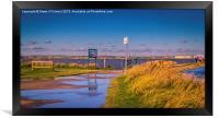 Riverside Country Park, Framed Print