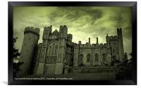 Arundel Castle, Framed Print