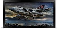 Tornado GR4, Framed Print