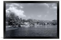 Puerto Pollensa, Framed Print