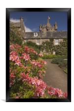 Cawdor gardens, Framed Print