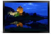 Eilean Donan Castle, Framed Print
