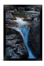 Water II, Framed Print