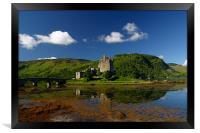 Eilean Donan Summer I, Framed Print