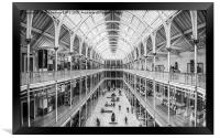 Scottish National Museum, Framed Print