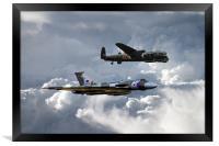 Avro Brothers, Framed Print