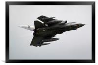 RAF Tornado GR4 , Framed Print