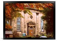 Hope Baptist Chapel, Framed Print