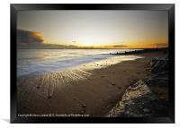 Hayling Island, Framed Print