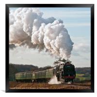 Mid-Hants Railway, Framed Print