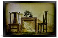 Bonsai, Framed Print