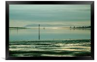 Chichester harbour, Framed Print
