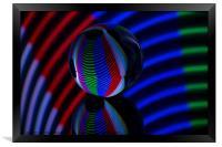Crystal Ball 2, Framed Print