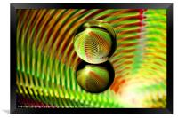 Prismatics, Framed Print