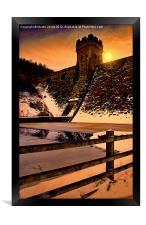 The Dark Tower, Framed Print