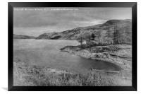 Haweswater 2, Framed Print