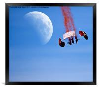 Sky High, Framed Print