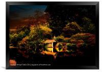 Boat House, Framed Print